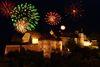 Heidenheim_ Schloss Hellenstein Feuerwerk