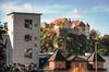 Blick auf Schloss Hellenstein in Heidenheim