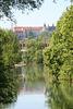 Blick auf Schloss Hellenstein in Heindenheim