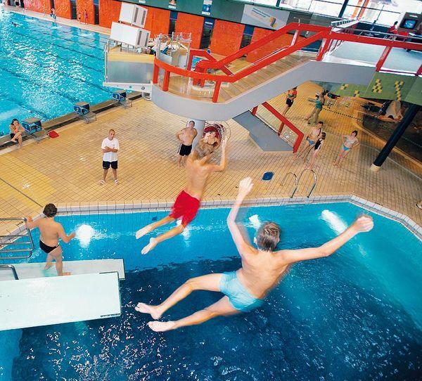 Hellensteinbad Aquarena in Heidenheim
