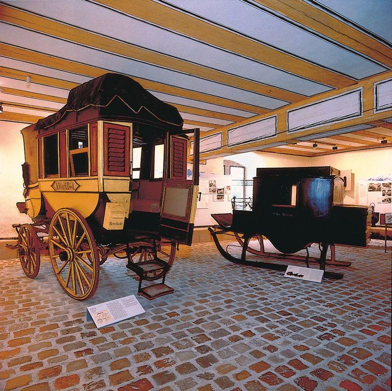 Museum für Kutschen, Chaisen und Karren