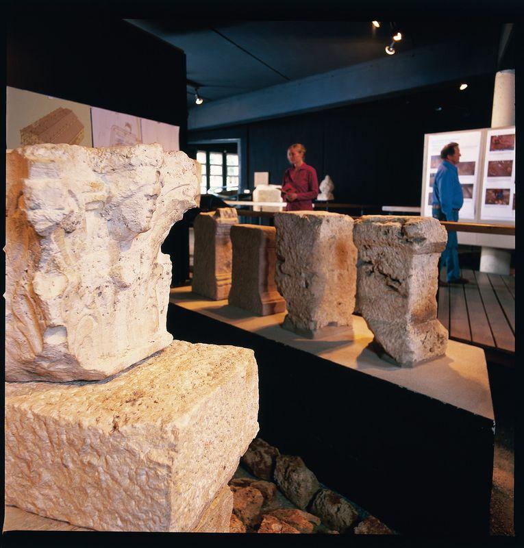 Museum im Römerbad in Heidenheim