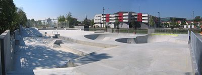 Skatepark Heidenheim