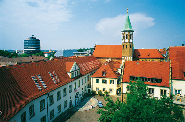 Deutschhof / Deutschordensmünster St. Peter und Paul