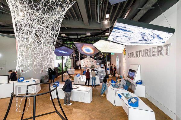 Ausstellung Experimenta Heilbronn