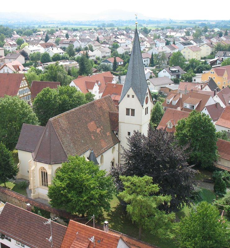 Michaelskirche Heiningen