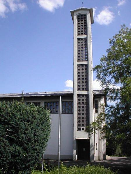 Katholische Kirche Helmstadt