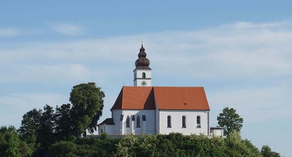 Frauenbergkirche in Hengersberg