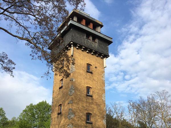 Wachtelturm auf dem Wachtelberg in Hennickendorf, Foto: Seenland Oder-Spree/Ellen Rußig