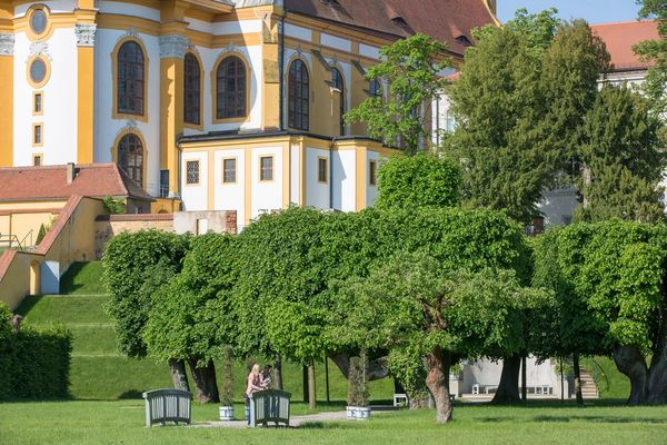 Barockgarten Neuzelle, Foto: Floria Läufer