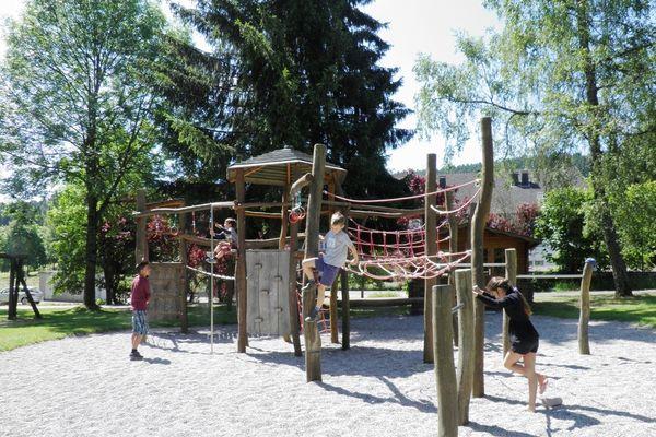 Kinderspielplatz in Herrischried