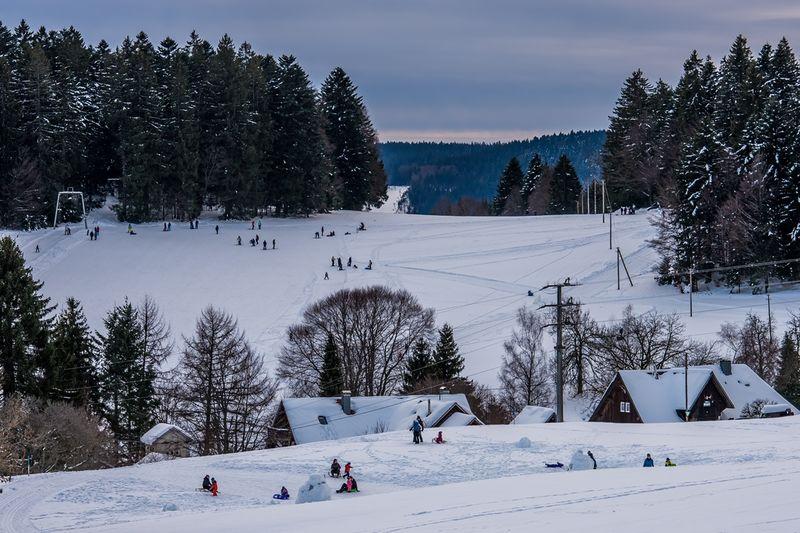 Skilift Wehrhalden