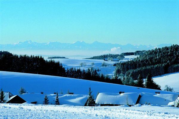 Herrischried Winterpanorama