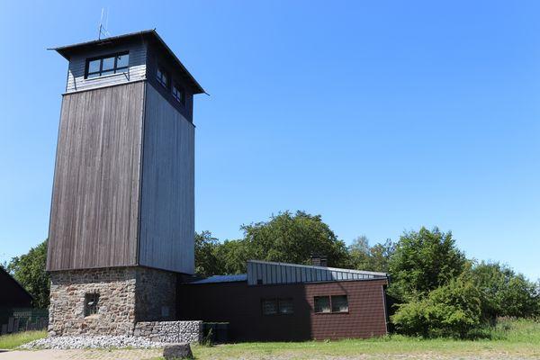 Der Robert-Kolb Turm auf der Nordhelle