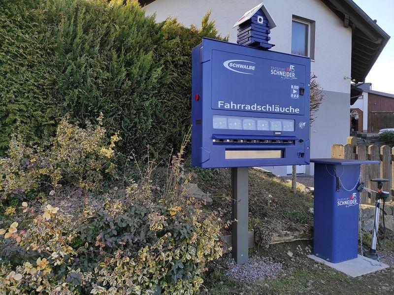 Der Schlauchautomat mit Toolbox