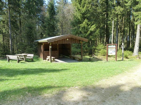 Schutzhütte Ruenhardt