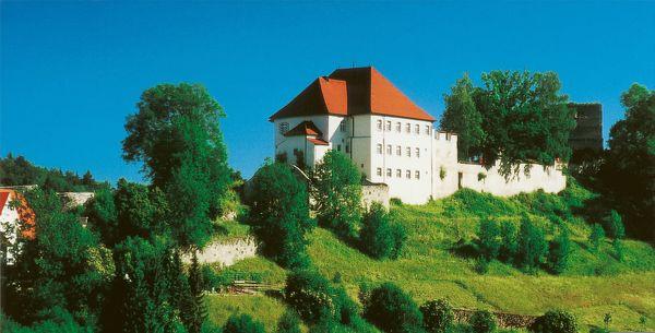 Schloss Hettingen, heute Rathaus