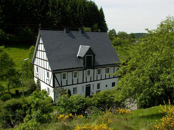 Jung-Stilling-Geburtshaus in Hilchenbach-Grund (Foto: Stadt Hilchenbach)