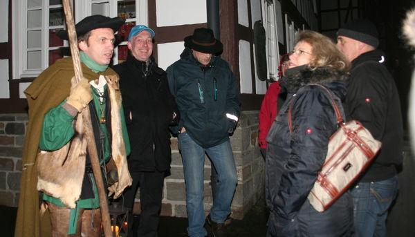 Nachtwächter Johann