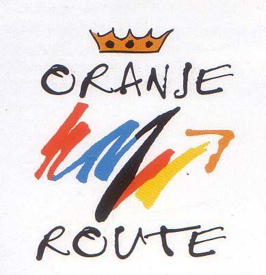 Logo der Oranier-Route