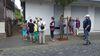Besucher der Stadtführung in der Gerbergasse