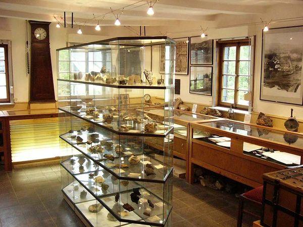 Ausstellung im Stahlbergmuseum