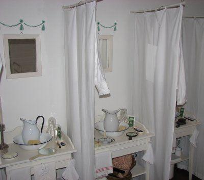 früherer Waschplatz der Internatsschülerinnen (Foto: Stadt Hilchenbach)