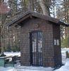 Die Bäckerkreuz-Kapelle in Herzogsreut in der Gemeinde Hinterschmiding