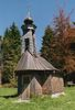 Blick auf die Kapelle Schwendreut bei Hinterschmiding