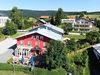 Blick auf das Landhotel-Gasthof ZUR NEUEN POST in Herzogsreut