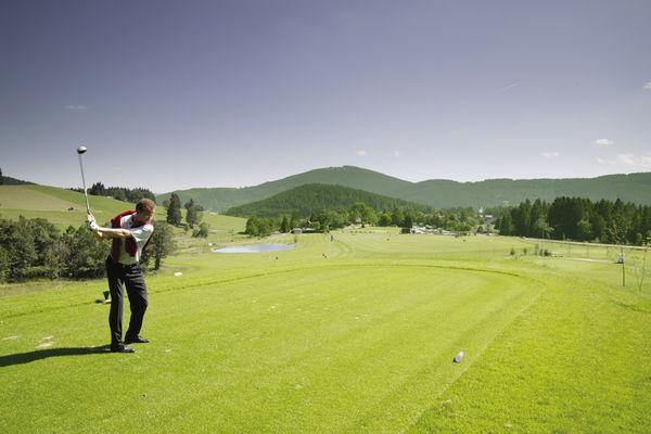 Golfplatz Hochschwarzwald