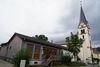 Außenansicht ev. Kirche