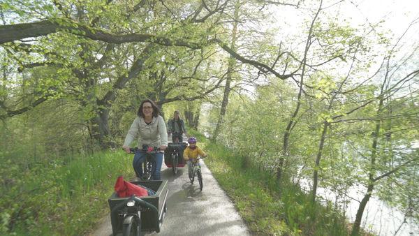 Cargobike Gruppe Frauen 2, Foto: Andreas Stückl, Lizenz: Andreas Stückl