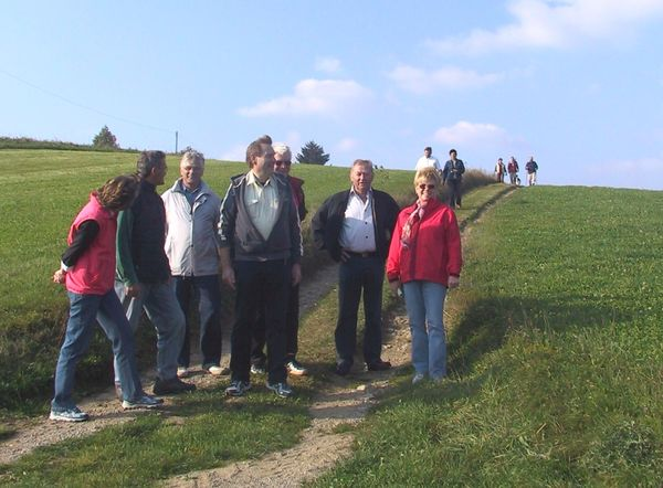 Wandererlebnis am Kulturthemenweg Hohenau – Schönbrunn am Lusen
