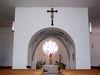 Innenraum der katholischen Pfarrkirche ST. PETER und PAUL in Hohenau