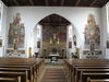 Innenraum der Pfarrkirche in Schönbrunn a. Lusen in der Gemeinde Hohenau