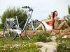 Mit dem E-Bike bei Hohenau im Nationalpark-FerienLand Bayerischer Wald unterwegs