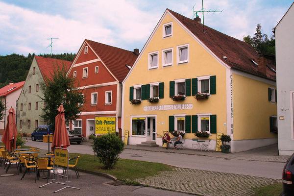Pension Stauber in Hohenburg