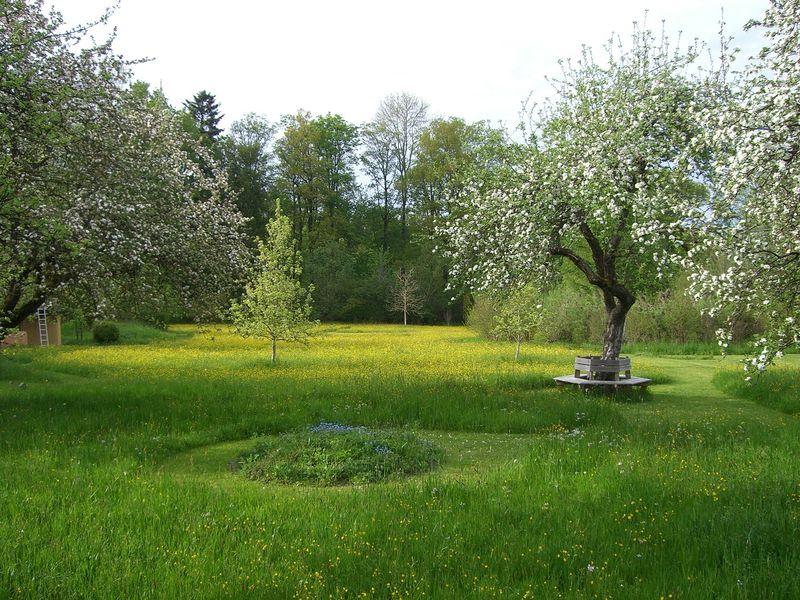 Lebensraum Garten Hohenfels Tourismusverband Ostbayern Ev