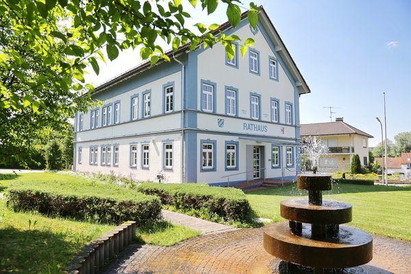 Rathaus der Gemeinde Hohenkammer