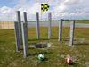 Fußballgolf am Wangermeer