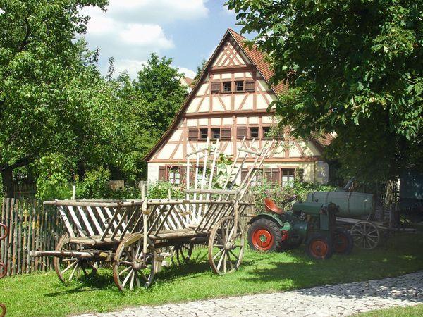 Bauernhausmuseum in Ödenwaldstetten