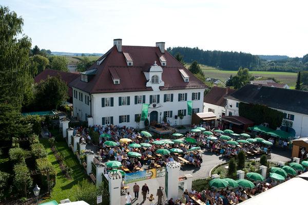Hoffest Hohenthanner Schlossbrauerei