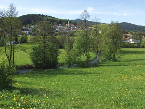 Urlaub im staatlich anerkanntem Erholungsort Hohenwarth genießen