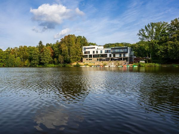 Das PETERS Hotel & Spa am Jägersburger Weiher