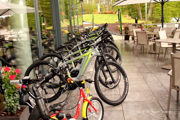E-Bike-Verleih im PETERS Hotel & Spa