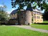 Gustavsburg am Schlossweiher im Naherholungsgebiet Jägersburg