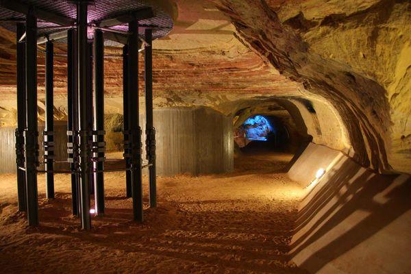 Schlossberghöhlen Homburg