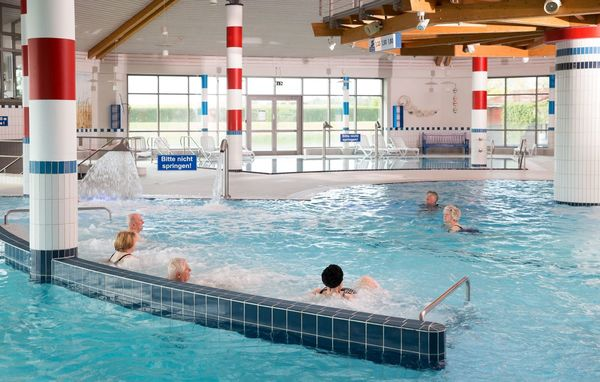 Friesland-Therme in Horumersiel an der Nordsee