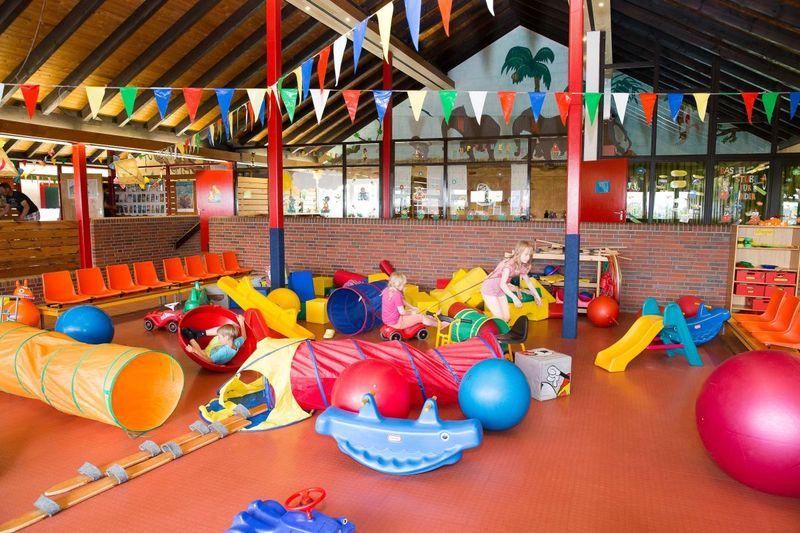 Spielbereich im Kinderspielhaus Seesternchen